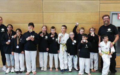 Neues Taekwondo Wettkampfteam aus Willich